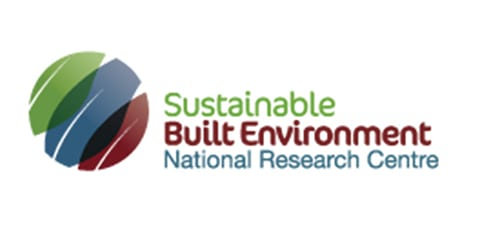 Sustainable Built Environment National Research Centre (SBEnrc) logo
